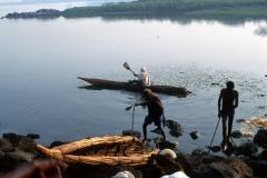 Bahir Dar Reed Boats