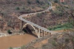 Blue Nile Bridge
