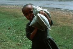 Child at Debra Sina