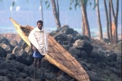 Lake Tana Reed Boat