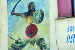 Tigrayan Wall Art