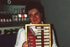 Novosibirsk Abacus Lady