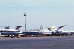 Tyumen Wide-body jets