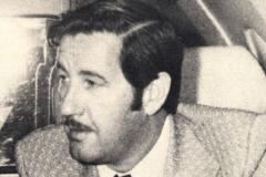 Robert Vesco in 707