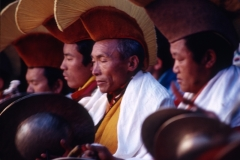 Tengpoche Monks