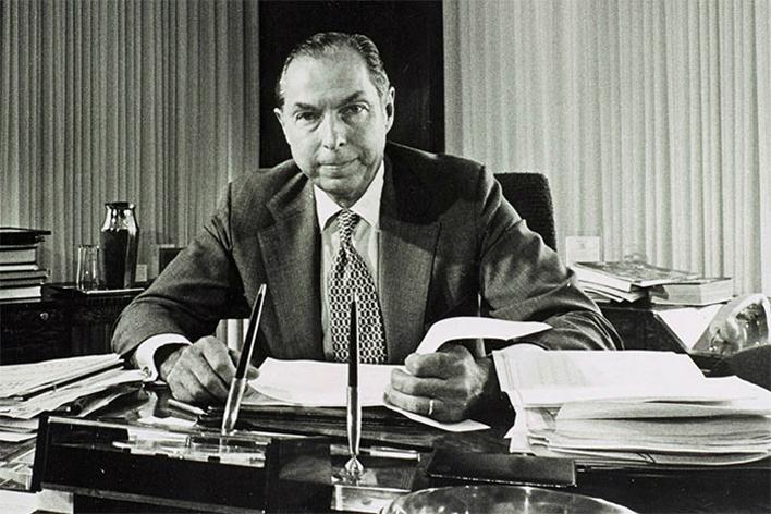 Walter Wriston