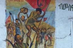 Death-to-Mengistu WallArt