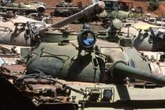 Kagnew Station T-62s