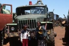 Soviet Wrecker Truck