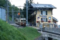 Gare Leysin-Village