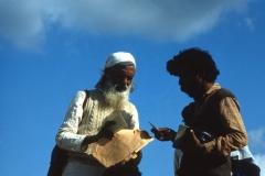 Bahuguna with Vijay Jardhari