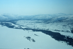Magadan River Valley