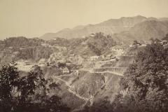 Mussoorie and Landour 1860s