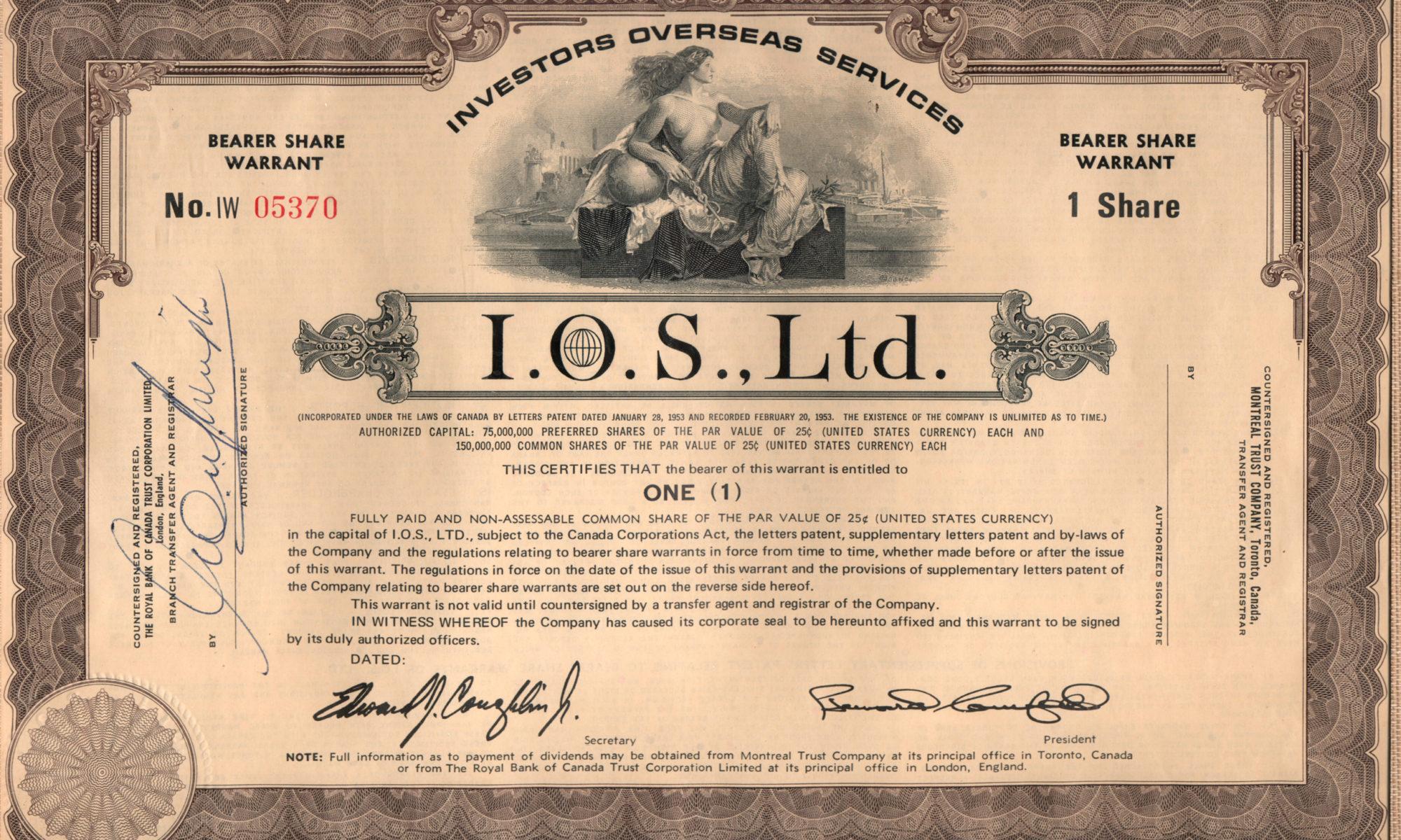 IOS Ltd